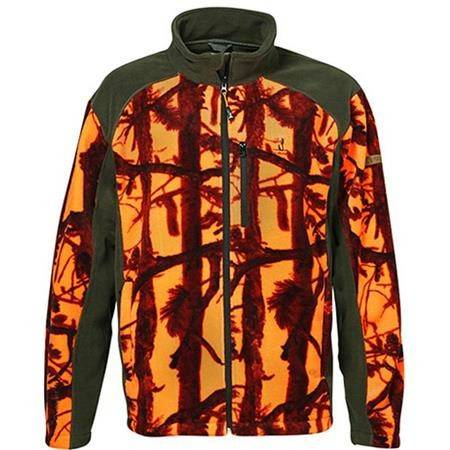 Polaire Homme Percussion Stronger - Ghost Camo
