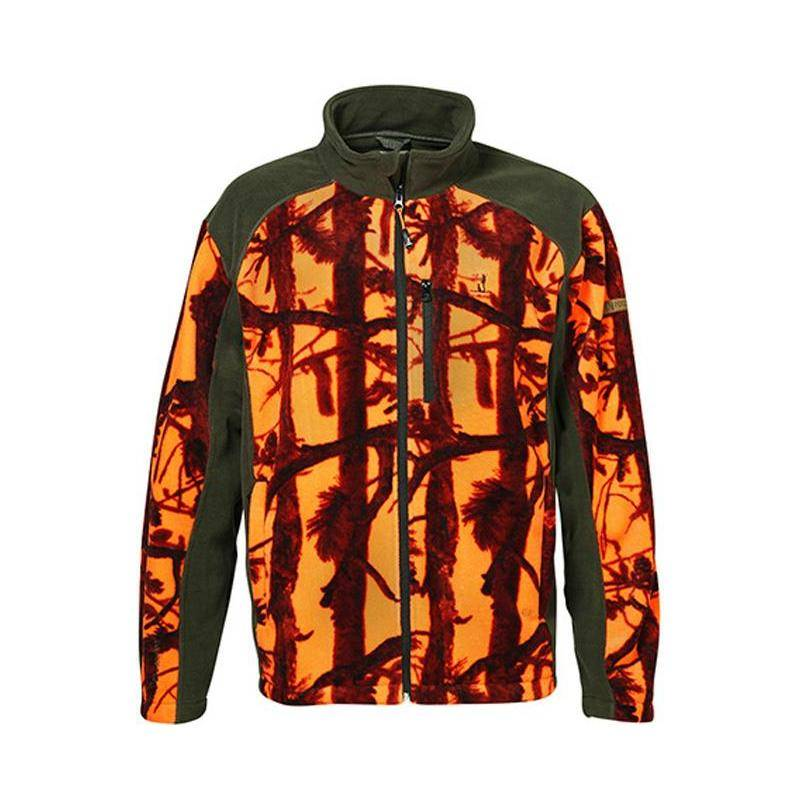 POLAIRE HOMME PERCUSSION STRONGER - GHOST CAMO - L