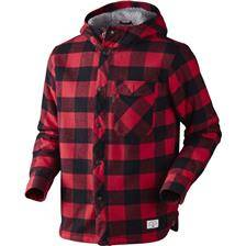Polaire homme seeland canada - rouge
