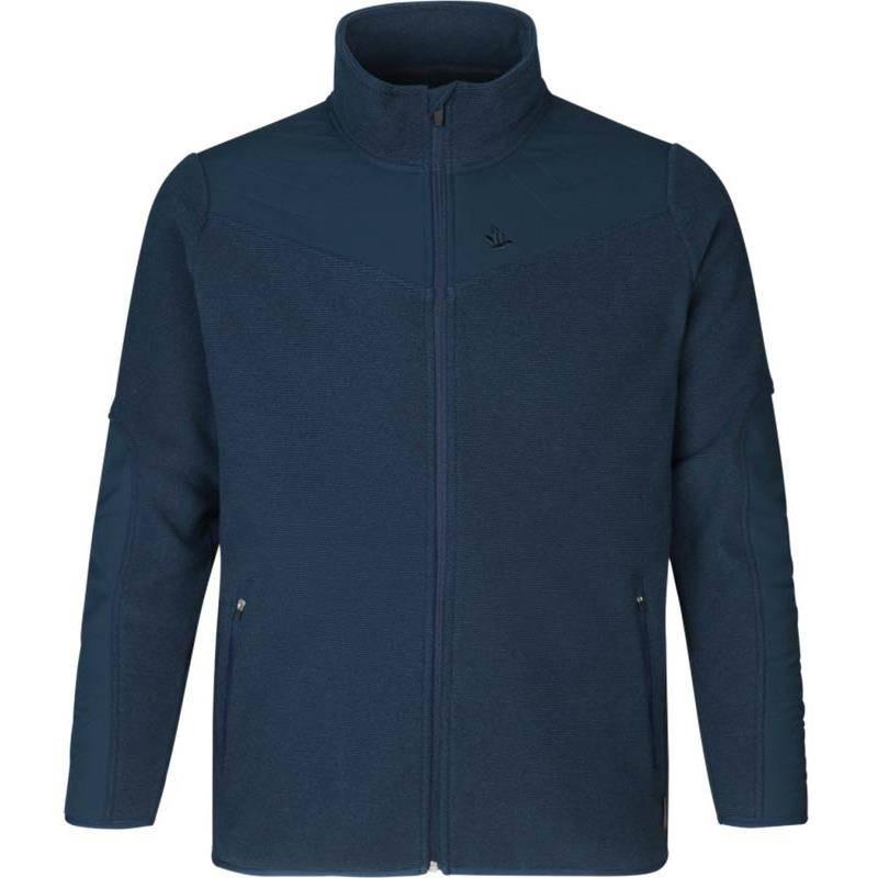 Polaire Homme Seeland Skeet - Bleu
