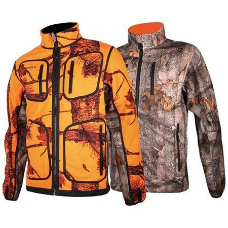 Polaire Homme Somlys 486 Reversible - Camo