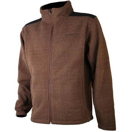 POLAIRE HOMME SOMLYS SHERPA 490 - MARRON