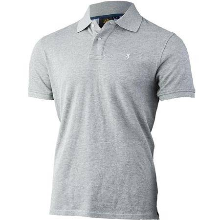 POLO HOMME BROWNING ULTRA 78 - GRIS
