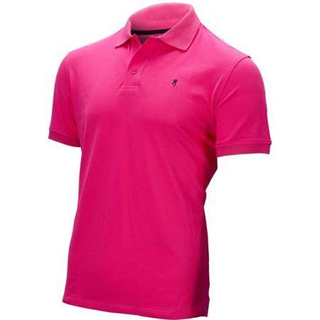 Polo Homme Browning Ultra 78 - Rose