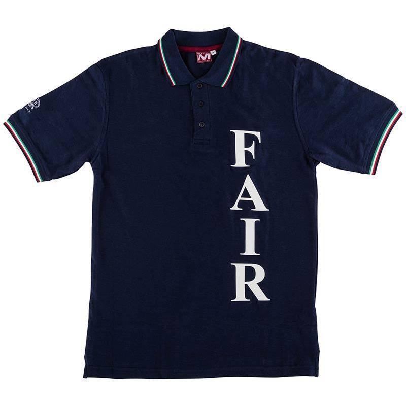 Polo Homme Fair - Bleu