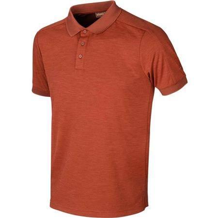 Polo Homme Harkila Tech - Orange