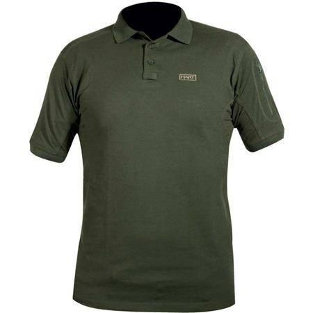 Polo Homme Hart Ivory Polo Shirt - Olive