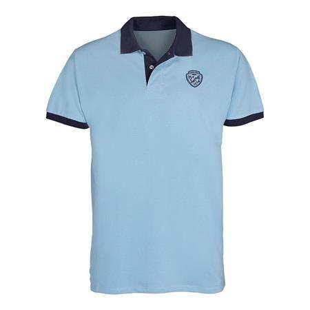 Polo Homme Ligne Verney-Carron Golf Club - Bleu Ciel