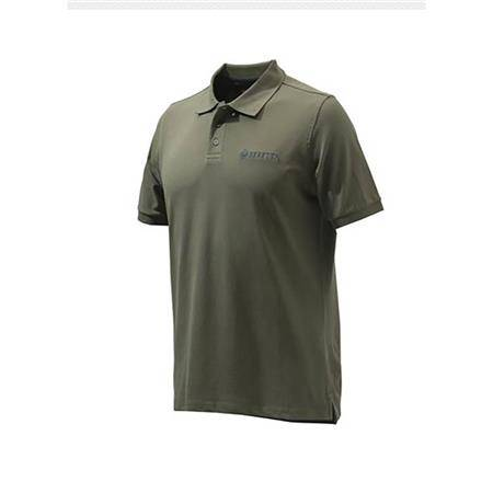 Polo Manches Courtes Homme Beretta Corporate Polo - Vert