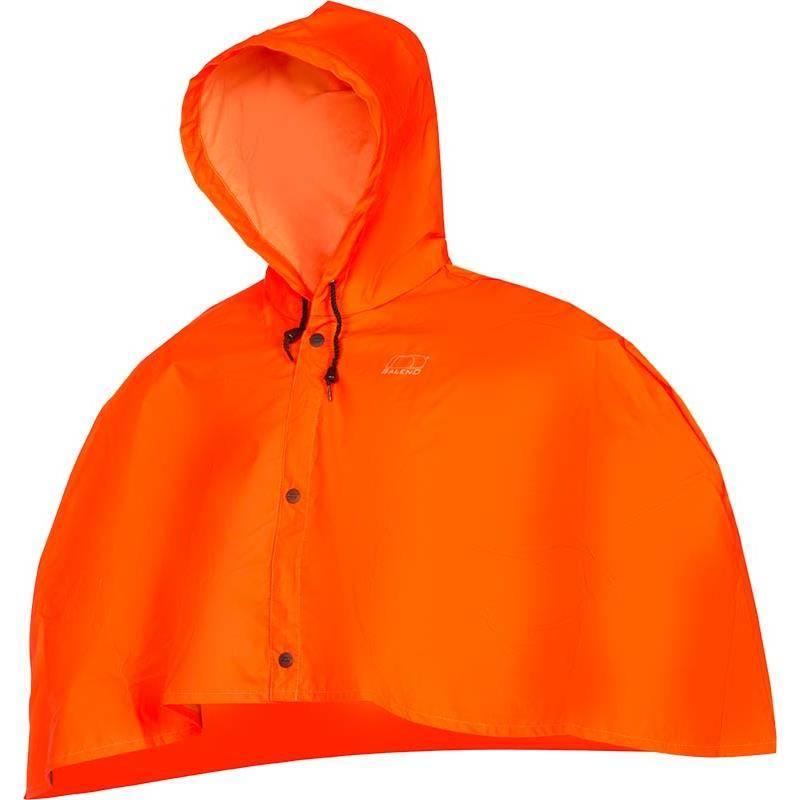 Poncho Homme Baleno Torrent - Orange