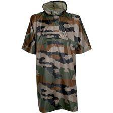 Poncho homme percussion - camo