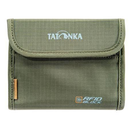 Porte Monnaie Tatonka Euro Wallet Rfid