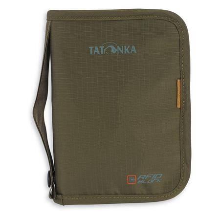 Portefeuille Tatonka Travel Zip M Rfidb