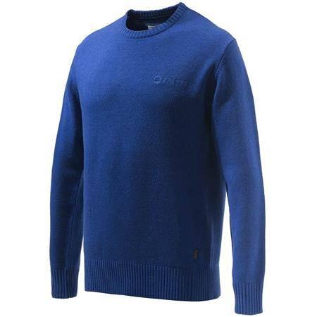 Pull Homme Beretta Devon Crewneck Sweater - Bleu