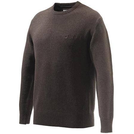 Pull Homme Beretta Devon Crewneck Sweater - Marron