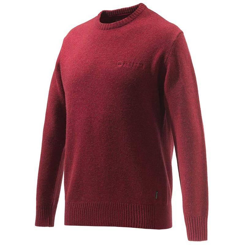 Pull Homme Beretta Devon Crewneck Sweater - Rouge