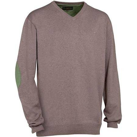 PULL HOMME CLUB INTERCHASSE NOEL - BEIGE
