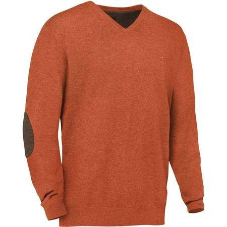 PULL HOMME CLUB INTERCHASSE WESLON - ROUILLE