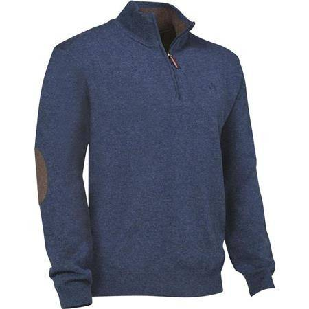 PULL HOMME CLUB INTERCHASSE WINSLEY - BLEU