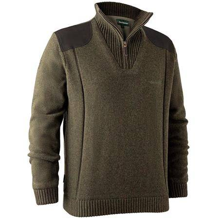 PULL HOMME DEERHUNTER CARLISE WITH STORMLINER - CYPRESS
