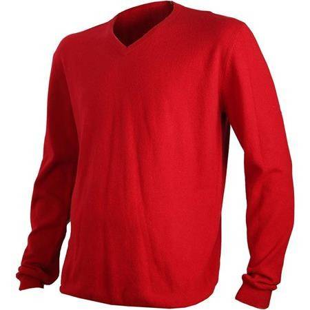 Pull Homme Somlys 135 Classie - Rouge