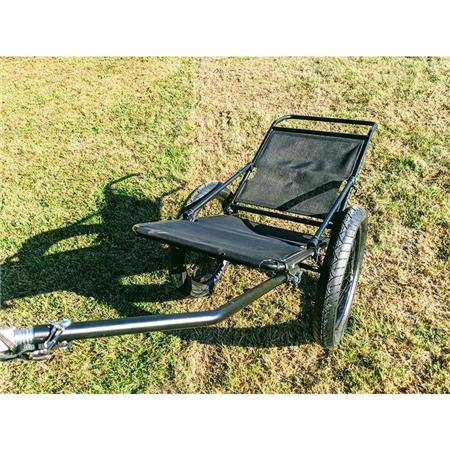 Remorque Stalker Mad Bike Gazelle