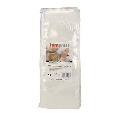 Sac Sous-Vide Alimentaire Tom Press Gaufre