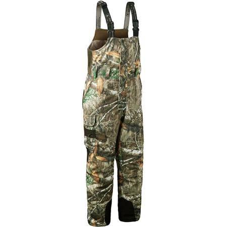 Salopette Homme Deerhunter Muflon Bib Trousers - Realtree Edge Camo