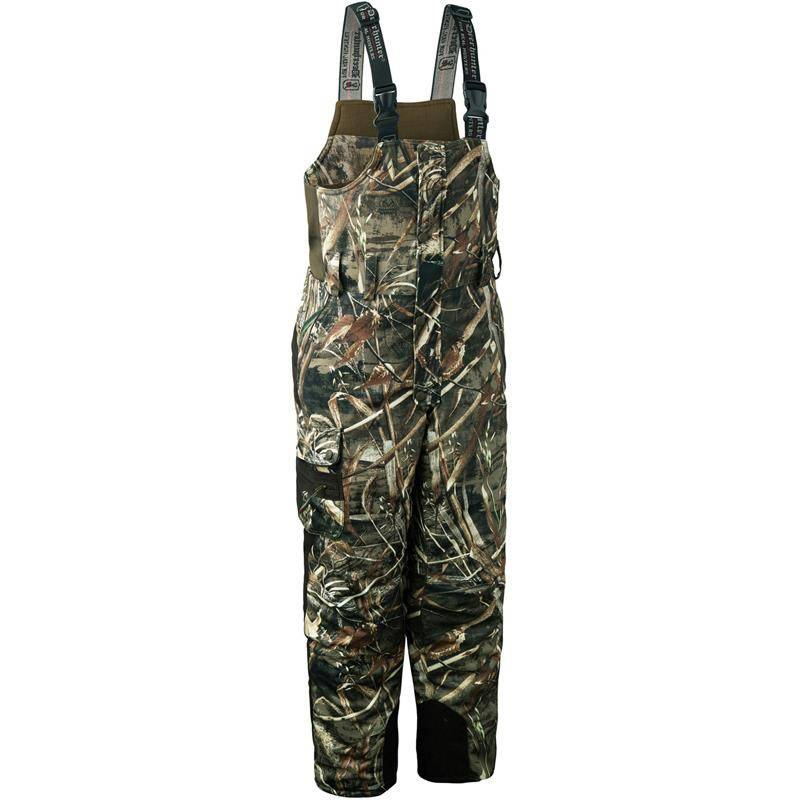 Salopette Homme Deerhunter Muflon Bib Trousers - Realtree Max 5 Camo