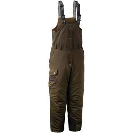 Salopette Homme Deerhunter Muflon Bib Trousers - Vert