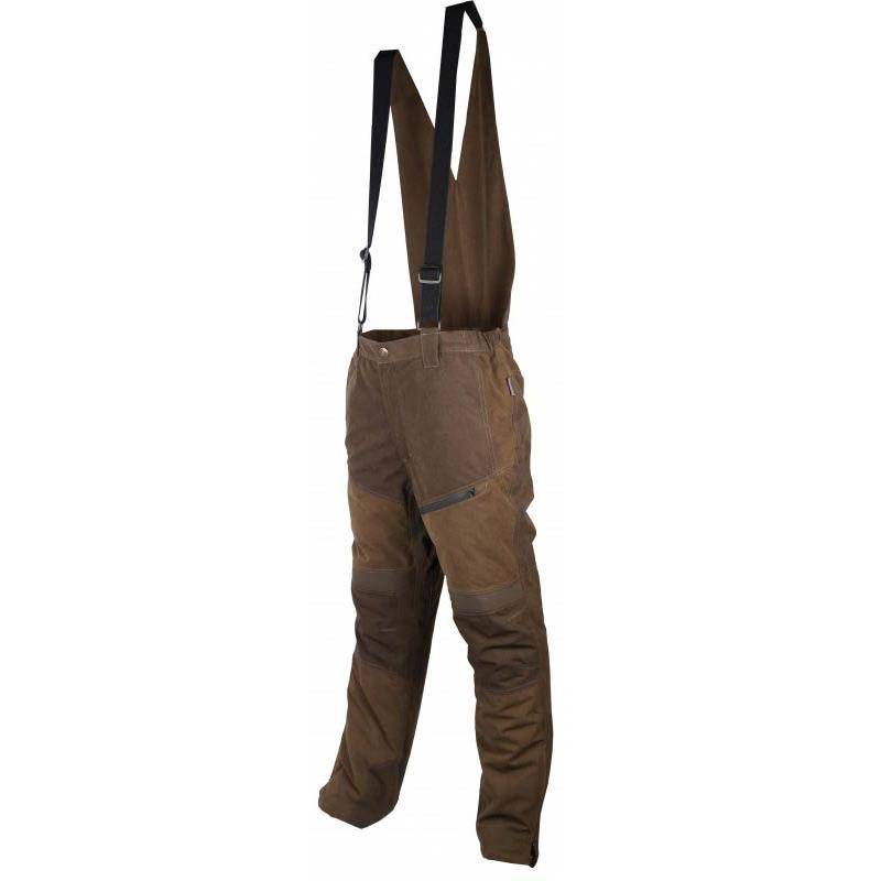 Salopette Homme Somlys 516 Thermohunt - Marron