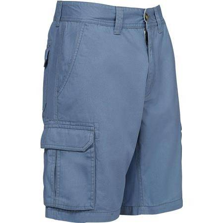 SHORT HOMME LIGNE VERNEY-CARRON WEEK END - BLEU