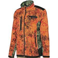 Softshell homme ligne verney-carron snake - ghost camo