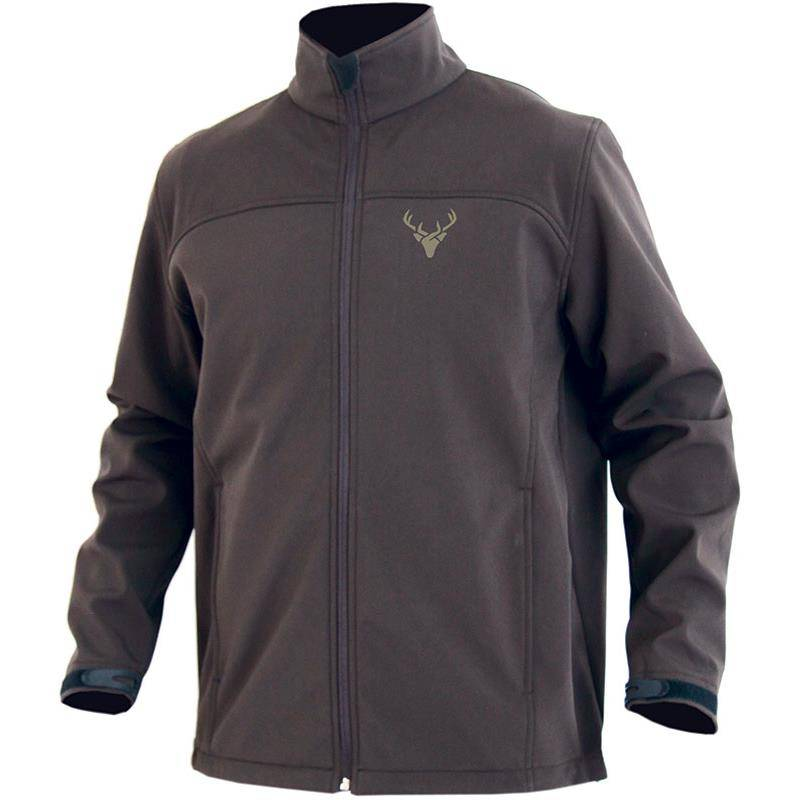 SOFTSHELL HOMME NORTH COMPANY TROPHY - MARRON
