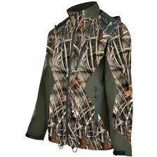 Softshell homme percussion softshell - ghost camo wet