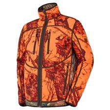 Softshell homme stagunt softshell fox jkt reversible - camou