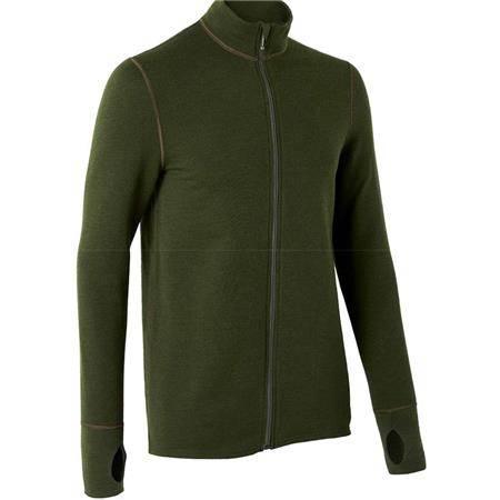 Sous Vêtement Homme Damart Bouclette - Vert