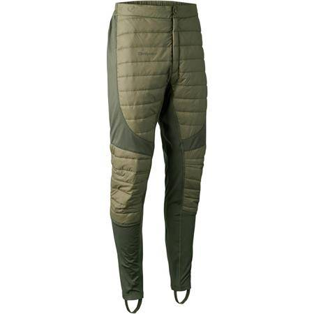 SOUS VETEMENT HOMME DEERHUNTER OSLO PADDED INNER TROUSERS - DUSTY GREEN