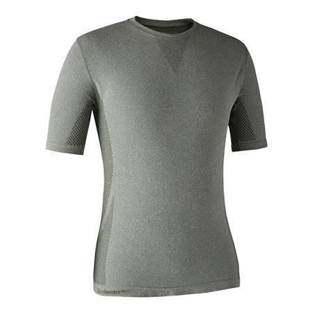 Sous Vêtement Homme Deerhunter Performance Tee Shirt - Kaki