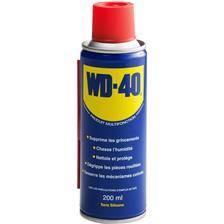Spray wd-40