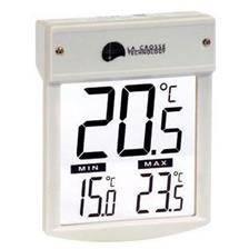 Station thermometre exterieur la crosse technology de fenetre
