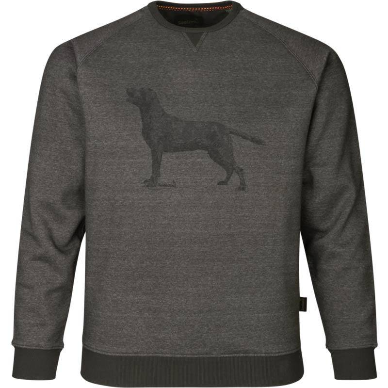 Sweat Homme Seeland Key-Point - Gris