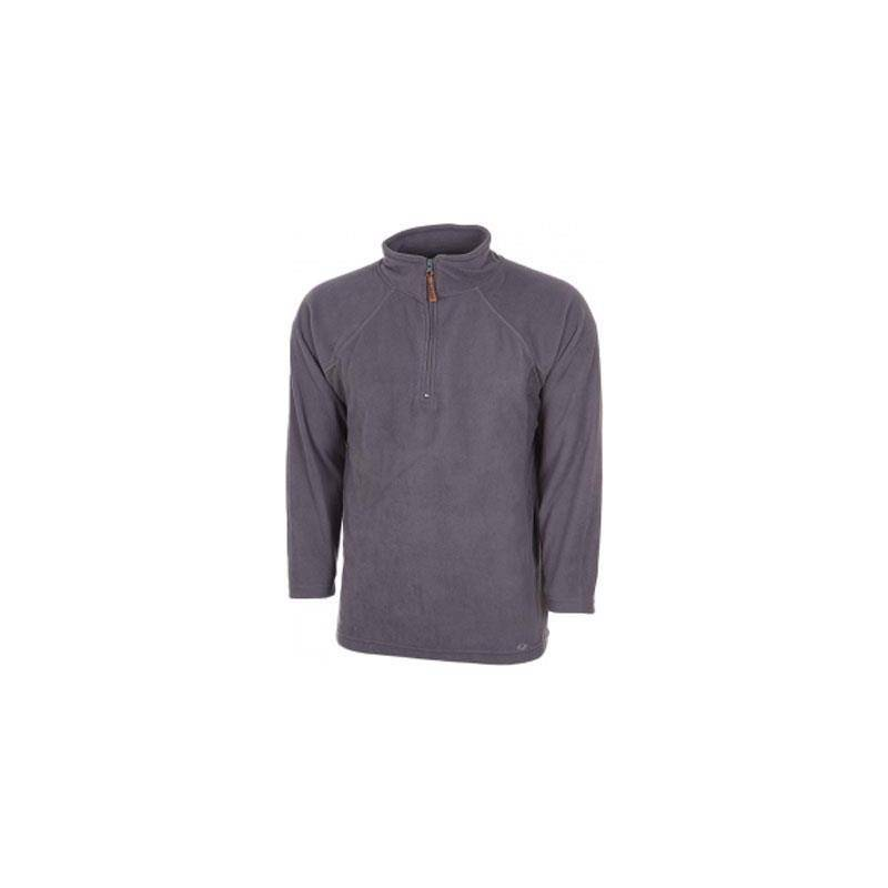SWEAT MIXTE BARTAVEL POLDER POLAIRE - GRIS