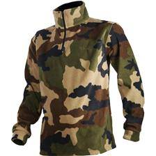 Sweat polaire junior treeland t296cek - camo