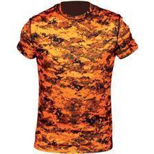 Tee shirt manches courtes homme hart aktiva-s - blaze