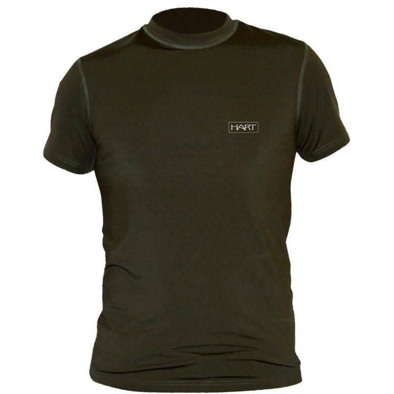 Tee Shirt Manches Courtes Homme Hart Aktiva-S - Vert