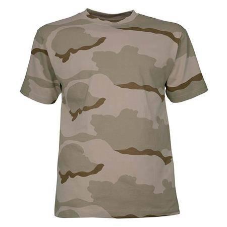 Tee Shirt Manches Courtes Homme Idaho - Desert