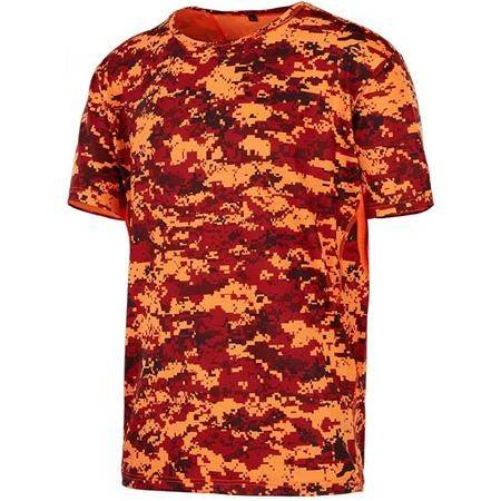 Tee Shirt Manches Courtes Homme Stagunt Orset Tee Ss - Blaze Pixel