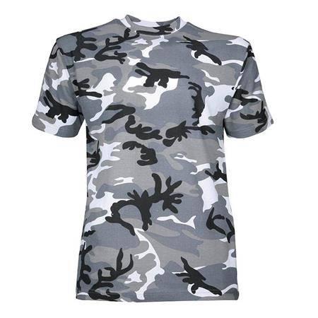 Tee Shirt Manches Courtes Junior Idaho - Camo Urban