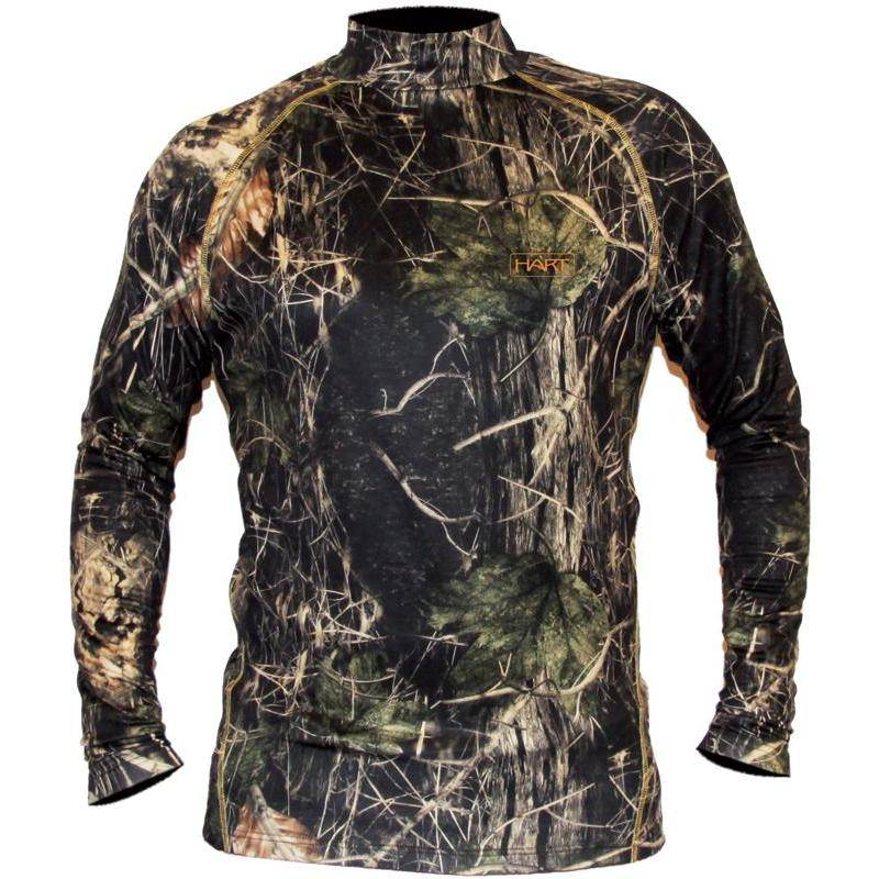 Tee Shirt Manches Longues Homme Hart Aktiva-L - Forest